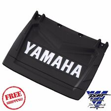 "YAMAHA SNOWMOBILE BLACK SNOW FLAP 16"" W/ RIVETS NYTRO, APEX, VECTOR, RX-1 PHAZER"