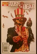 Raise the Dead #1 Cover A Suydam VF/NM first printing Walking Zombies