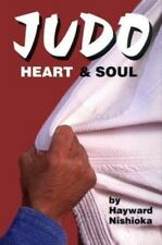Judo Heart and Soul, Nishioka, Hayward, 0897501373, Book, Good