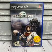 Sony PlayStation 2 - Shadow Hearts Video Game PS2 Strategy Guide rare