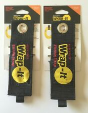 2 X Large Wrap It Heavy Duty Storage Straps To Hang Items On Hooks Amp Pegboard