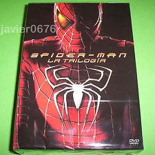SPIDER-MAN LA TRILOGIA EN DVD PACK NUEVO Y PRECINTADO SPIDERMAN