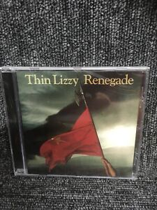 THIN LIZZY -RENEGADE (EXPANDED EDITION) New Sealed. Freepost In Uk. Bonus Tracks