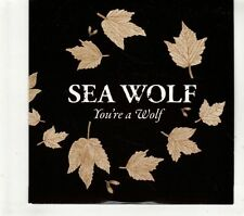 (GT844) Sea Wolf, You're A Wolf - 2008 DJ CD