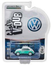 2016 GreenLight Beach 1946 VOLKSWAGEN BEETLE/BUG with SURFBOARD - mint on card!