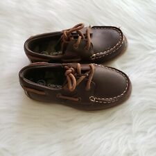 Cherokee Boys Shoes, Brown, Size 9