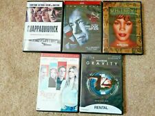 Five (5) Pre-Owned Dvds - Play Tested - Titles In Description