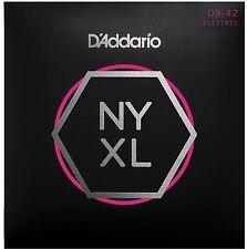 D'addario nyxl0942 le corde per chitarra elettrica Super Leggero 9-42 - ULTIMO MODELLO