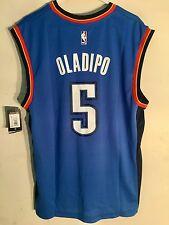 Adidas NBA Jersey Oklahoma City Thunder Victor Oladipo Blue sz M