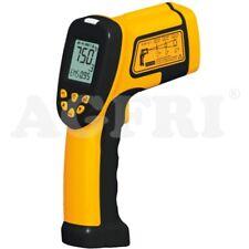 Termómetro infrarrojo digital con puntero láser.