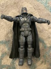 DC Multiverse Armored Batman Figure! Vs Superman Smoke Free Tight Joints!
