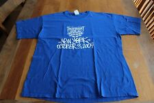 Hip Hop Honors 2004 Vh1 / Promo T-Shirt / Size Xl - New / Talent Escort