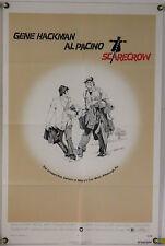 SCARECROW FF ORIG 1SH MOVIE POSTER AL PACINO GENE HACKMAN RICHARD LYNCH (1973)