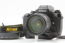 [Exc+5] Nikon F4s SLR + AF Nikkor 24-120mm f/3.5-5.6 D w/ MB-21 from Japan