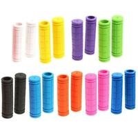 Soft BMX MTB Cycle Road Mountain Bicycle Scooter Bike Handle bar Grips Sell