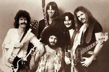 Boston Classic Rock Star Band Poster 24x36