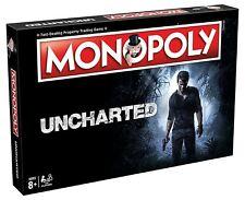 Uncharted monopole