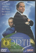 Rob Reiner's North DVD NEU Elijah Wood John Lovitz Bruce Willis Dan Akroyd