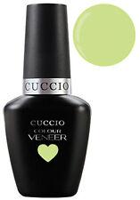 Cuccio Colour Veneer Gel Color Polish In the Key of Lime - 6103- Duo Kit
