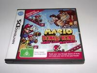 Mario Vs Donkey Kong Mini Land Mayhem DS 2DS 3DS Game *Complete*