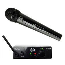 AKG WMS 40 MINI VOCAL SET radio microfono wireless Xpalestre hotel scuole chiese