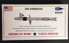 BADGER 360 AIRBRUSH