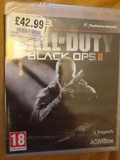 Call of Duty Black Ops II (2) (PS3) * Nuevo y Sellado *