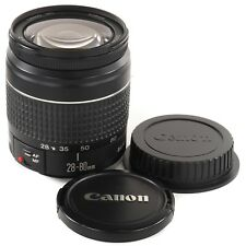 Canon 28-80mm per EOS EF 650D 60D 1300D 550D 50D 6D 5D II 7D III Rebel 500D 700D