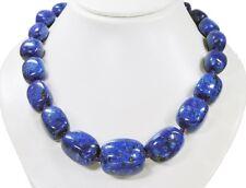 Wunderschöne Halskette ausLotus-Jaspis in Form von Nuggets