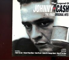 Johnny Cash / The Legend Of Johnny Cash - The First Original Hits
