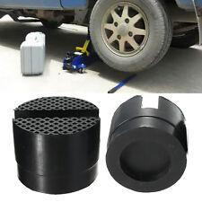 2PZ Tampone in Gomma 38x50mm per Cric Cricco Crick Jack Sollevatore Auto Camion