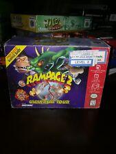 Rampage 2 N64 Big Box BigBox Only Nintendo 64 Variant Holy Grail | Must See