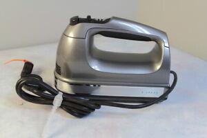 KitchenAid KHM926CU 9-Speed Handheld Mixer - Contour Silver