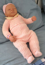 Reborn Ashton Drake So Truly Real Doll Welcome Home Baby Emily GIRL COA & Box