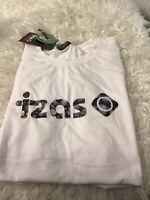 Izas Run Outdoor For Living White/Grey T-Shirt, Size EU XL USA L