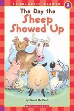 The Day the Sheep Showed Up (Hello Reader, Level 2) by MCPHAIL, DAVID