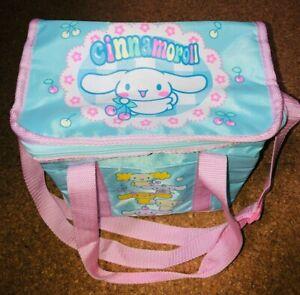 Cinnamoroll Lunch Bag Sanrio 20×22×13cm