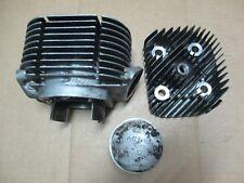 Vintage 73 Yamaha EL 433B Snowmobile Mag Cylinder Piston & Head 74 ?