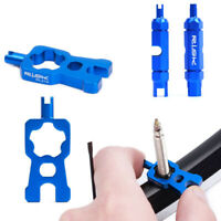 1PC RL214  Bike Bicycle Schrader Presta Valve Core Installation Removal Tool J2