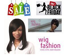 GABRIELLE Wig - Improved 100% Human Hair Wig Fashion by Sleek - BLACK FRIDAY