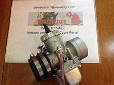 Husqvarna Husky 38mm Mikuni Carb AND Intake Boot Vintage Motocross NEW!