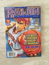 Raijin Comics Issue 26-30