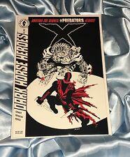 X #18~PREDATOR SCI-FI FRANK MILLER COVER ART~DARK HORSE COMICS~DK3~DARK KNIGHT~