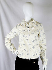 Bench - XS - $120 Ladies White Floral Zip-Up Casual Style Cool Jacket  Coat NWT
