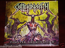 Skeletonwitch: Forever Abomination CD 2011 Prosthetic Records Gatefold NEW