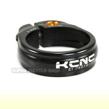 KCNC SC9  Seat Post Clamp 7075 Alloy , 34.9mm , Black