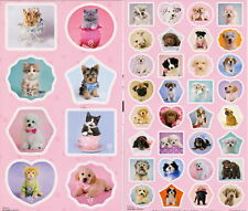 Cute Animals by Racheal Hale stickers. 30 stickers.(14)