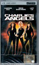 CHARLIE'S ANGELS   -  UMD  FILM  X PSP  NUOVO SIGILLATO