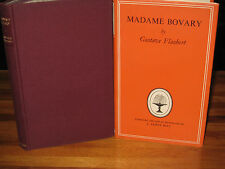 Madame BOVARY by  Gustave FLAUBERT  Translated by  J. Lewis May 1953 HbDj