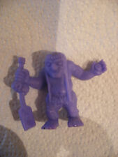 MATCHBOX panini Monster In My Pocket  n° 42 CHARON violet bleu blue purple